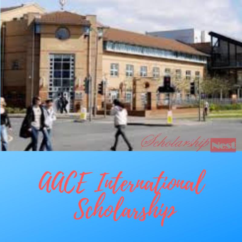 AACE International Scholarship Program in USA, 2019