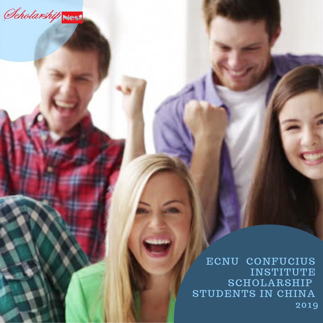 confucius institute scholarship 2019 2020