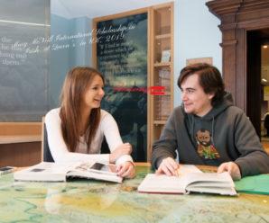 Mary McNeill International Scholarship in Irish Studies at Queen's University Belfast in UK, 2019
