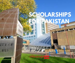 Half Fee Academic Excellence Scholarship for International Students from China, Hong Kong, India, Nigeria, Pakistan