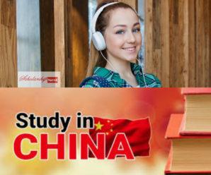 Siemens China Scholarship for International at Tsinghua University in Beijing