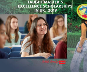 100 Swansea University Taught Master's Excellence Scholarships in UK, 2019