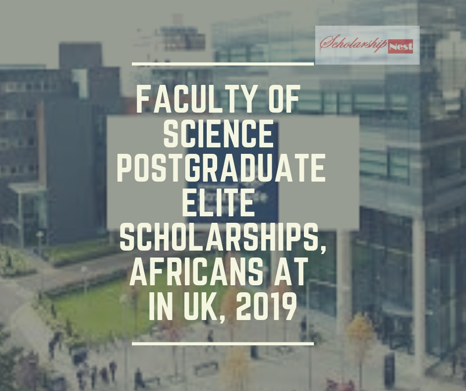 Faculty of Science Postgraduate Elite Scholarships,