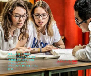 Full VUB B-PHOT Excellence Master Scholarships for International Students in Belgium, 2019