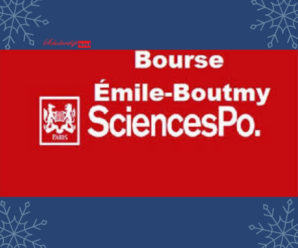 Emile-Boutmy Scholarship for International Students in France