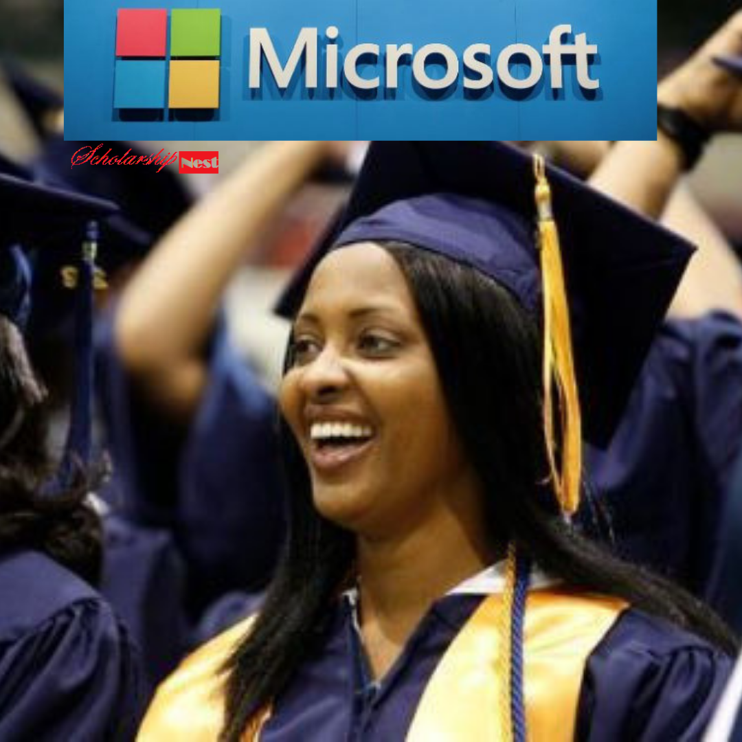 Blacks at Microsoft Scholarships