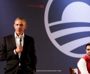 Obama Foundation Scholars Programme