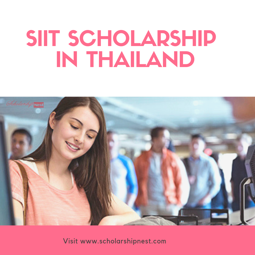 SIIT Scholarship in Thailand