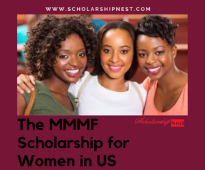 The MMMF Scholarship for Women in US