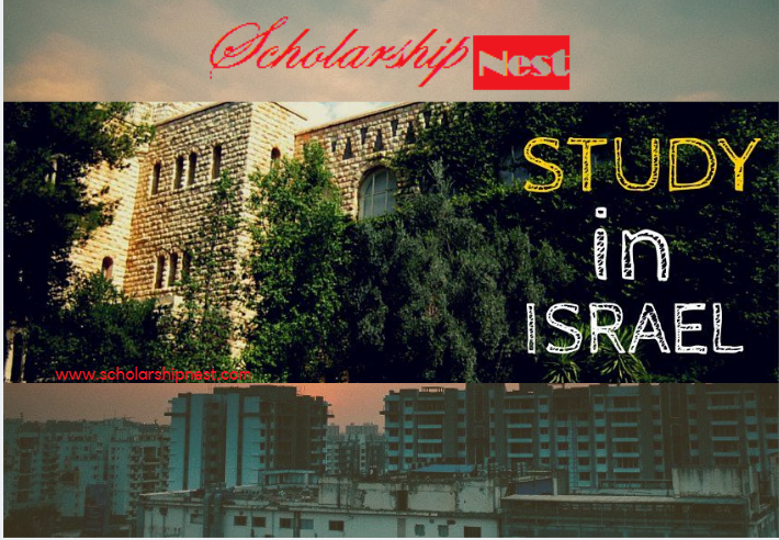 israel scholarship for students