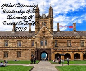 Global Citizenship Scholarship At The University Of Bristol In The UK 2019