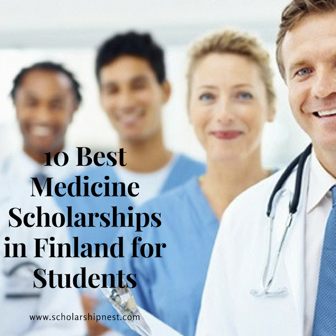 Scholarships in Finland