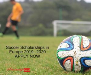 Soccer Scholarships in Europe 2019–2020 APPLY NOW