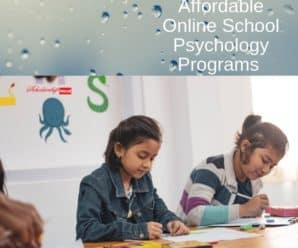 6 Affordable Online School Psychology Programs 2019