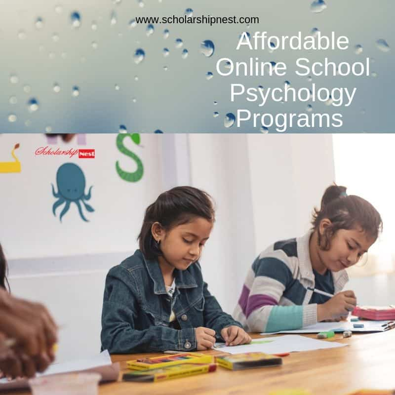 Affordable Online School Psychology Programs