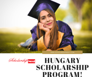 Government of Hungary Scholarship Program for Christian Young People 2019-2020