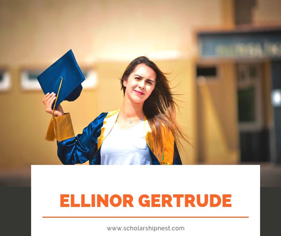 Ellinor Gertrude Harris Bequest funding for International Students in Australia