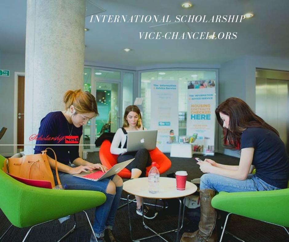 International Scholarship of Vice Chancellors at University of Wolverhampton in UK, 2019-2020