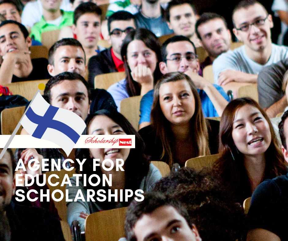 Finnish National Agency for Education Scholarships for International Students in Finland
