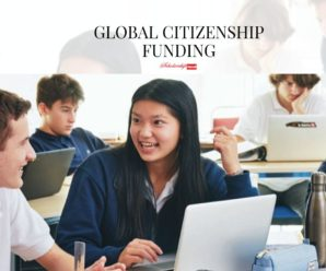 Global Citizenship funding for IB Diploma International Students