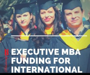 Executive MBA funding for International at American University in Bulgaria