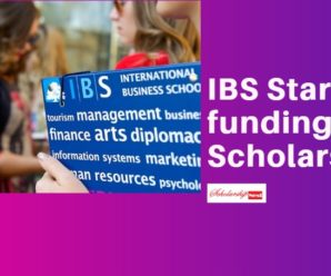 IBS Starter funding for International Students in Hungary, 2020