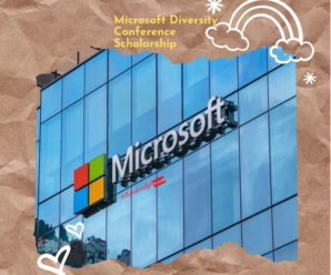 Microsoft Diversity Conference Scholarship