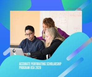 Accurate Perforating Scholarship Program USA 2020