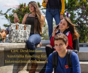 CDU Destination Australia funding for International Students