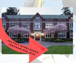 Protoly Scholarship Program USA 2020