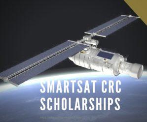 SmartSat CRC Scholarships for Domestic & International Students in Australia