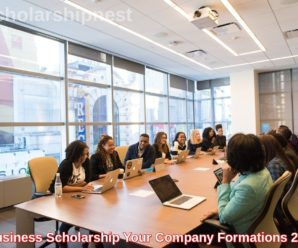 Business Scholarship Your Company Formations 2020
