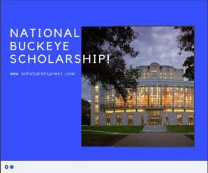 National Buckeye Scholarship Ohio State University