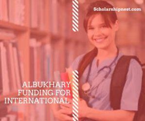 Albukhary funding for International Students at University of York, UK 2020