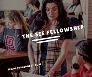The Sié Fellowship at Josef Korbel School of International Studies in the USA