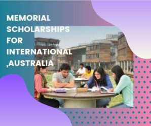 Alfred and Olivea Wynne Memorial Scholarships for International ,Australia