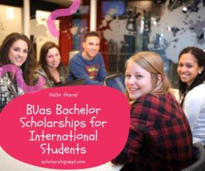 BUas Bachelor Scholarships for International Students at Breda University, Netherlands