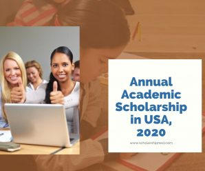 Gerald F. Connor Law Firm's Annual Academic Scholarship in USA, 2020