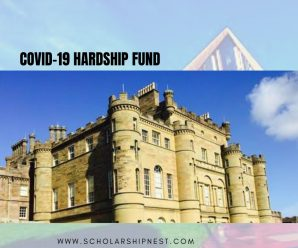 Covid-19 Hardship Fund University Of Strathclyde
