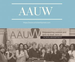 Fellowships AAUW International  For Women In USA