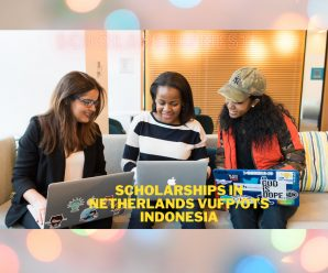 Scholarships in Netherlands VUFP/OTS Indonesia