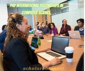 PhD International Fellowships in Computer Science, Denmar kUniversity of Copenhagen