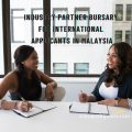 Industry Partner Bursary for International Applicants in Malaysia