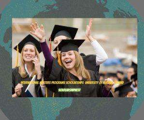 International Masters Programs Scholarships  University Of Helsinki Finland