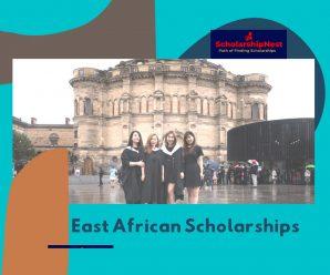East African Scholarships at University of Edinburgh, UK