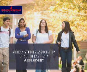 Korean Studies Association of South East Asia Scholarships in Australia