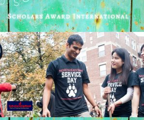 Scholars Award International at Northeastern University, USA