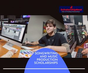 Songwriting and Music Production Scholarships International Bachelor of  in Australia