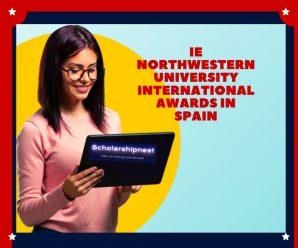 IE Northwestern University international awards in Spain
