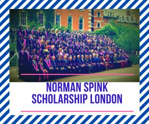 Norman Spink Scholarship Fund, UK /EU Students  King's College London